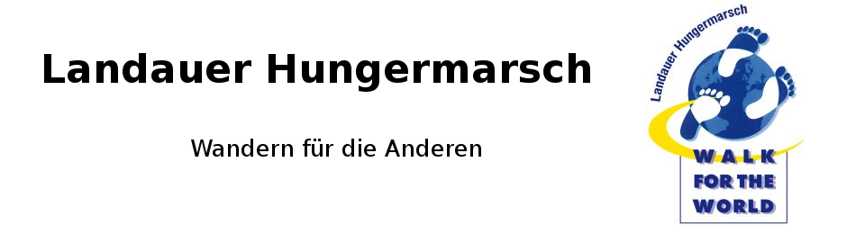 Landauer Hungermarsch